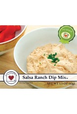 Country Home Creations SALSA RANCH DIP MIX
