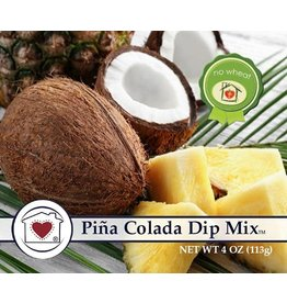 Country Home Creations PINA COLADA DIP MIX