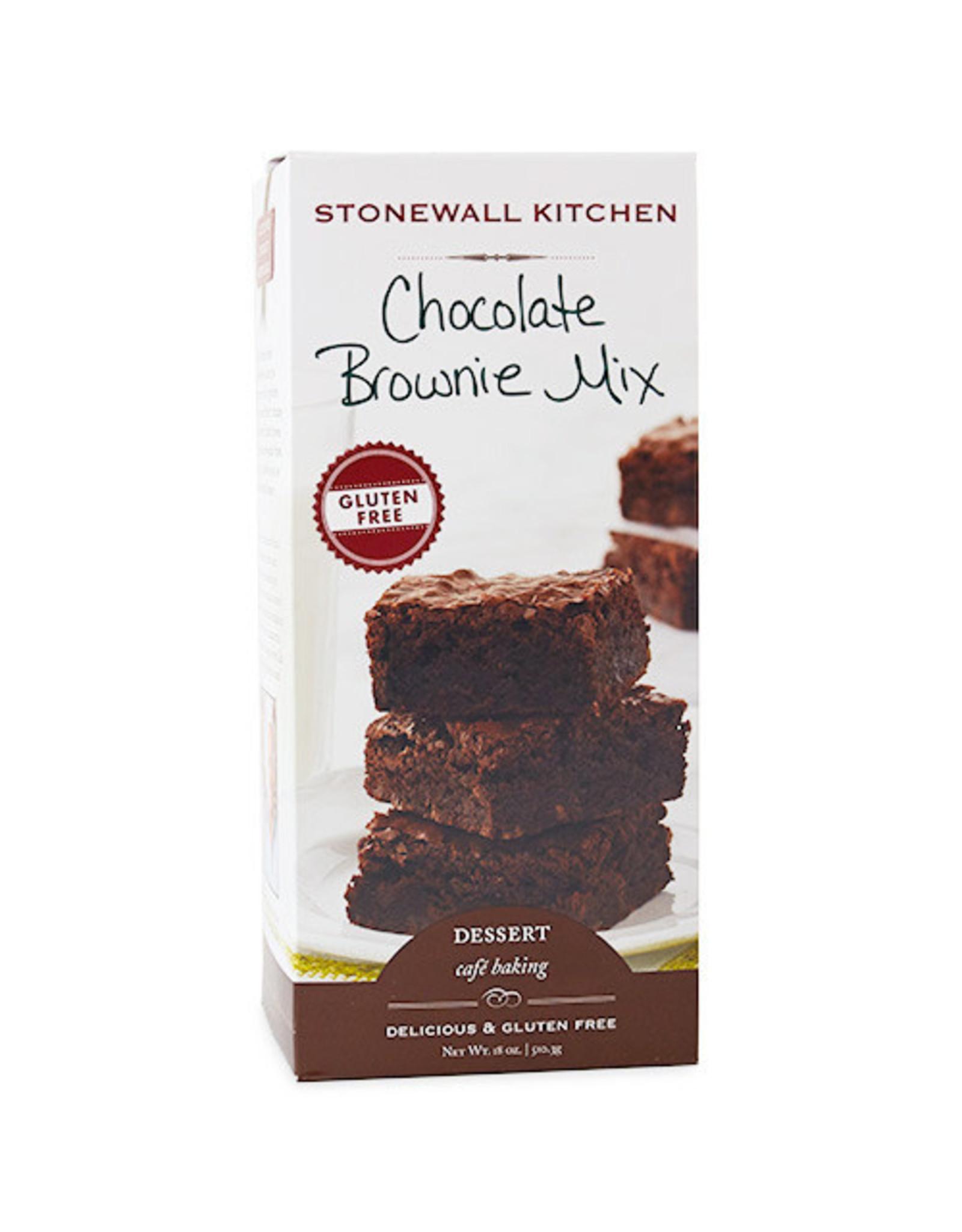 Stonewall Kitchen CHOCOLATE BROWNIE MIX GLUTEN FREE