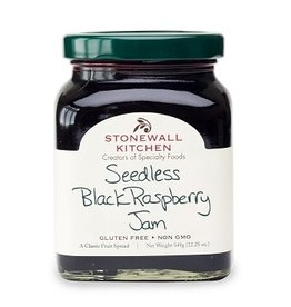 Stonewall Kitchen SEEDLESS BLACK RASPBERRY JAM