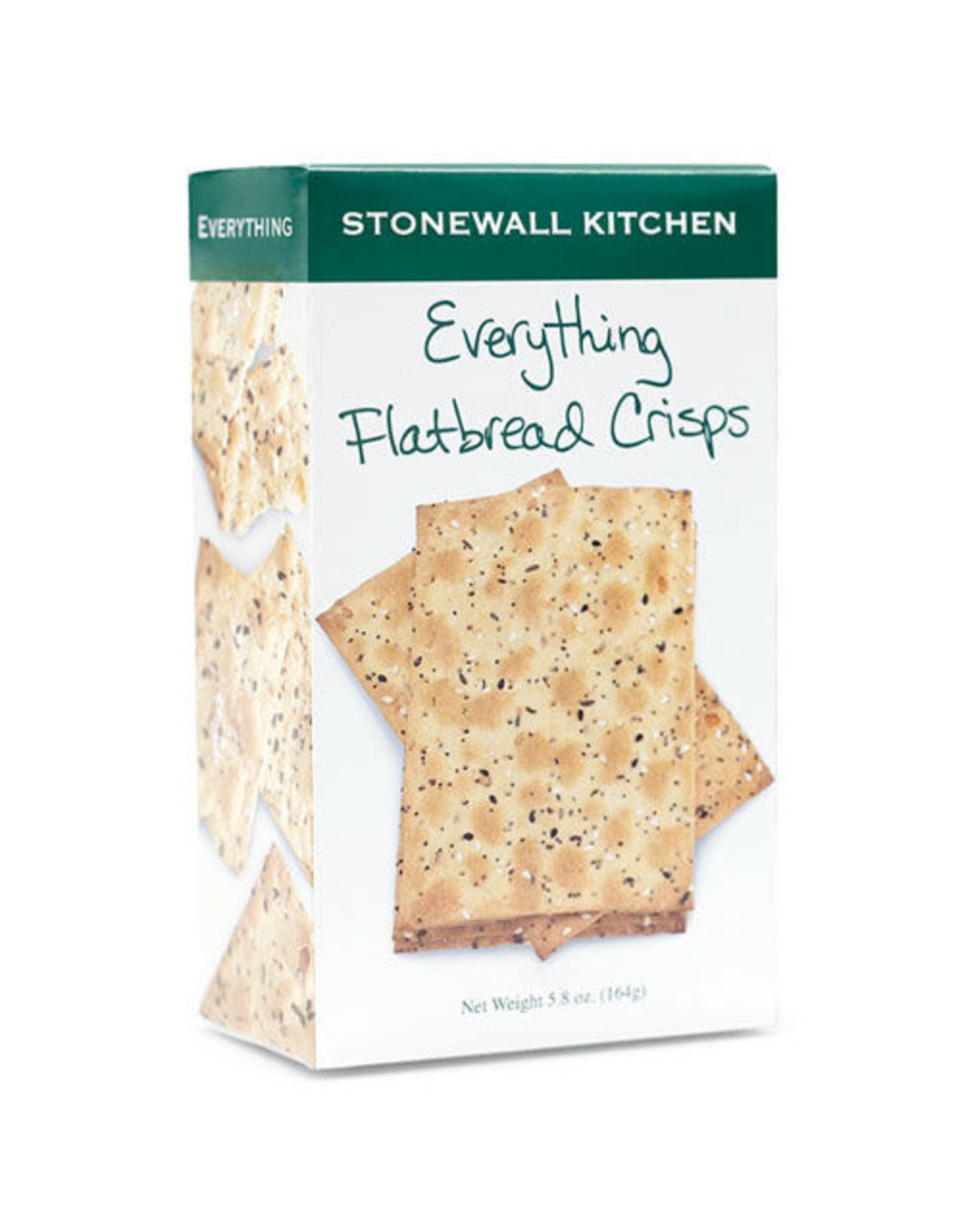 Stonewall Kitchen EVERYTHING FLATBREAD CRISPS