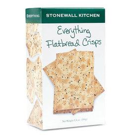 Stonewall Kitchen EVERYTHING FLATBREAD CRISPS