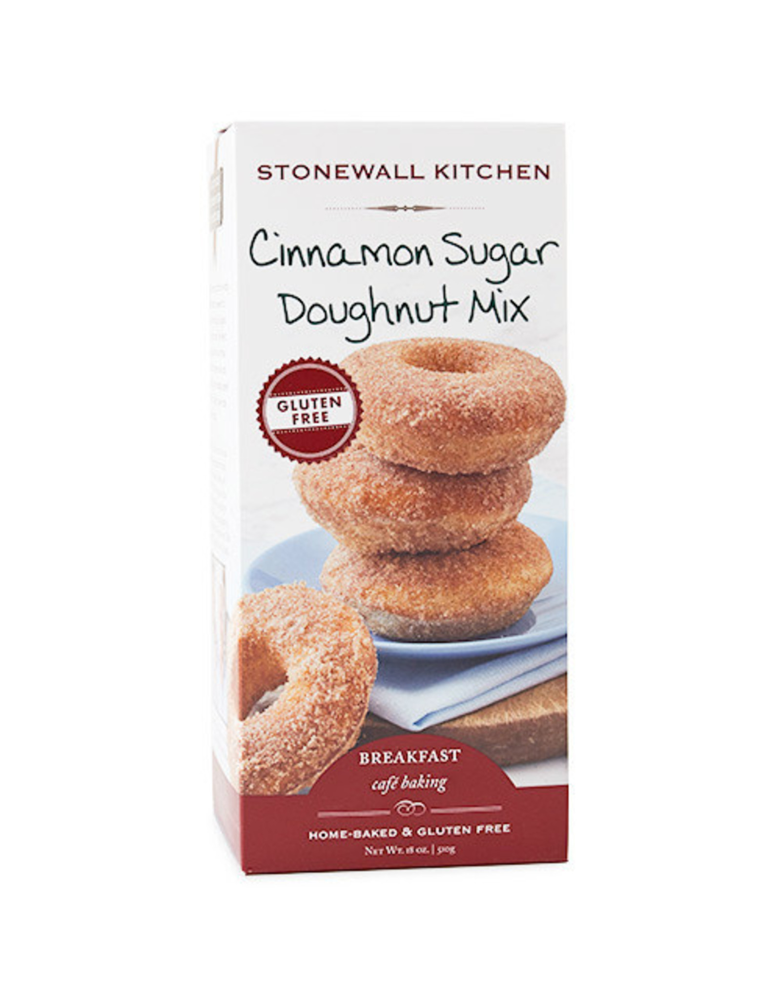 Stonewall Kitchen CINNAMON SUGAR DOUGHNUT MIX GLUTEN FREE