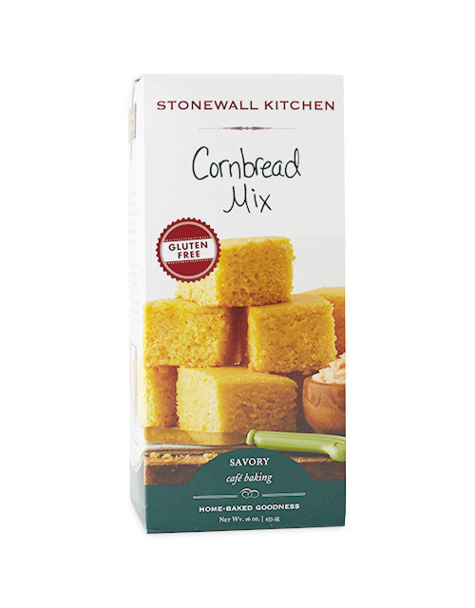 Stonewall Kitchen CORNBREAD MIX GLUTEN FREE