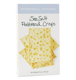 Stonewall Kitchen SEA SALT FLATBREAD CRISPS