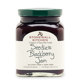 Stonewall Kitchen SEEDLESS BLACKBERRY JAM