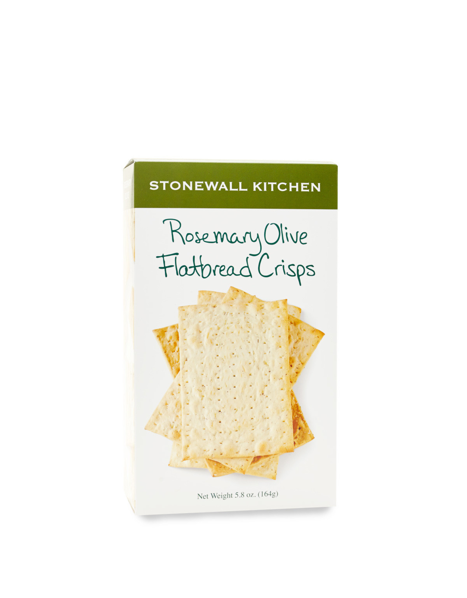 Stonewall Kitchen ROSEMARY OLIVE FLATBREAD CRISPS