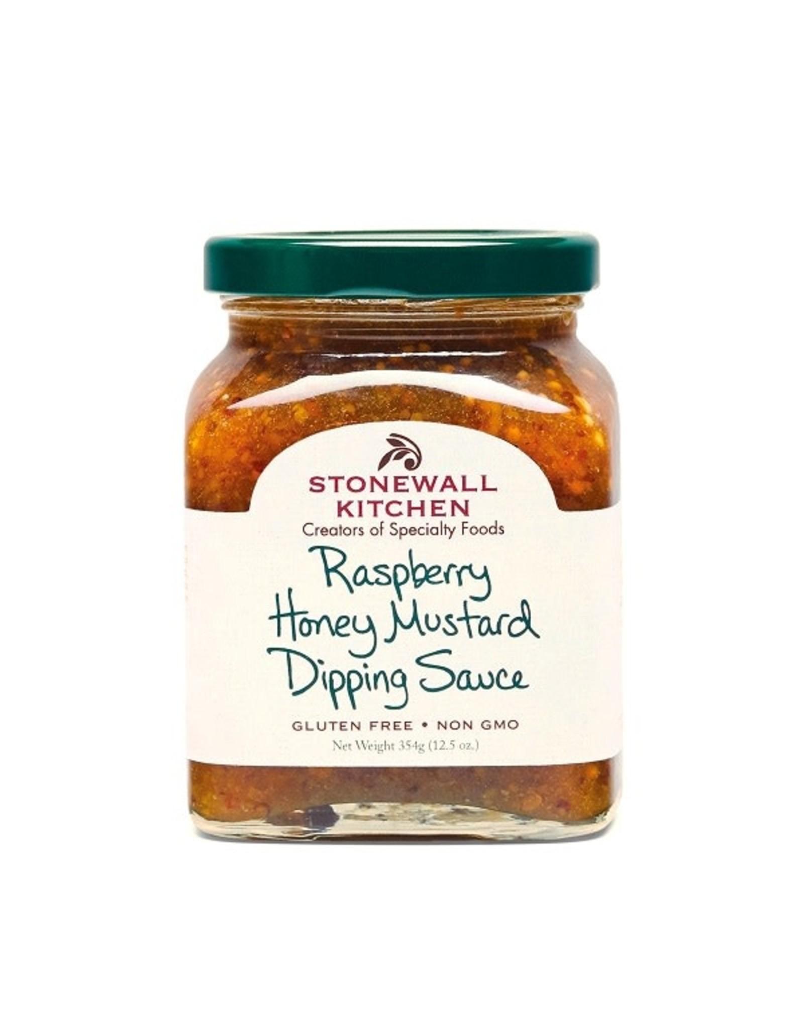 Stonewall Kitchen RASPBERRY HONEY MUSTARD DIPPING SAUCE