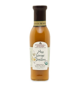 Stonewall Kitchen MISO GINGER DRESSING ORGANIC