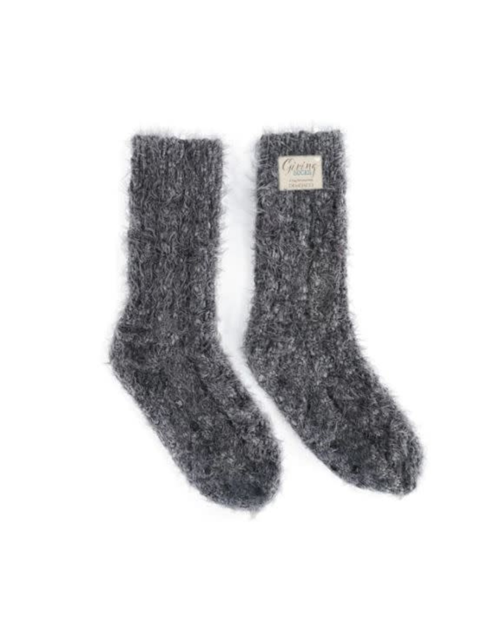 Demdaco CHARCOAL GIVING SOCKS