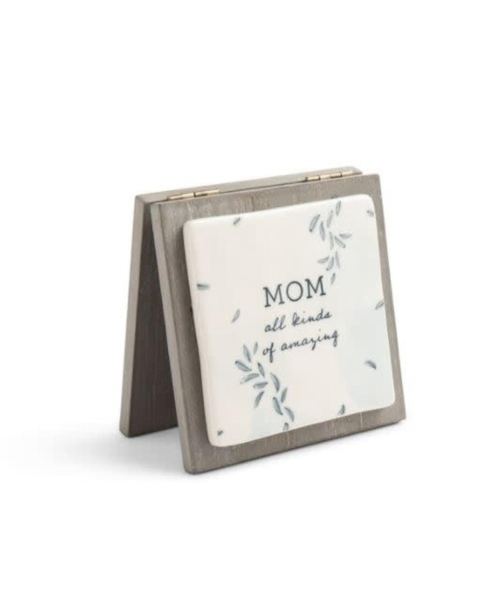 Demdaco AMAZING MOM FOREVER CARD