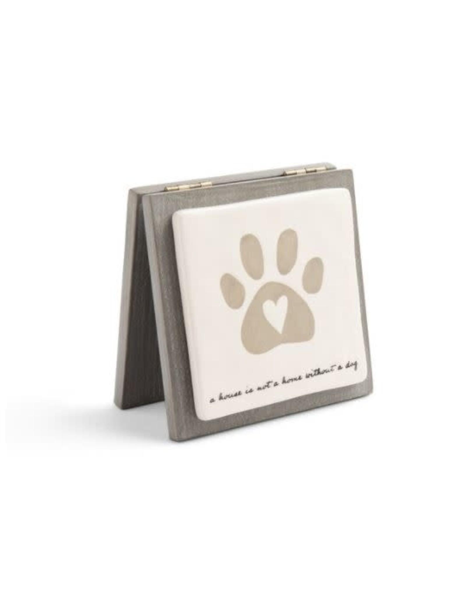 Demdaco DOG PAW FOREVER CARD