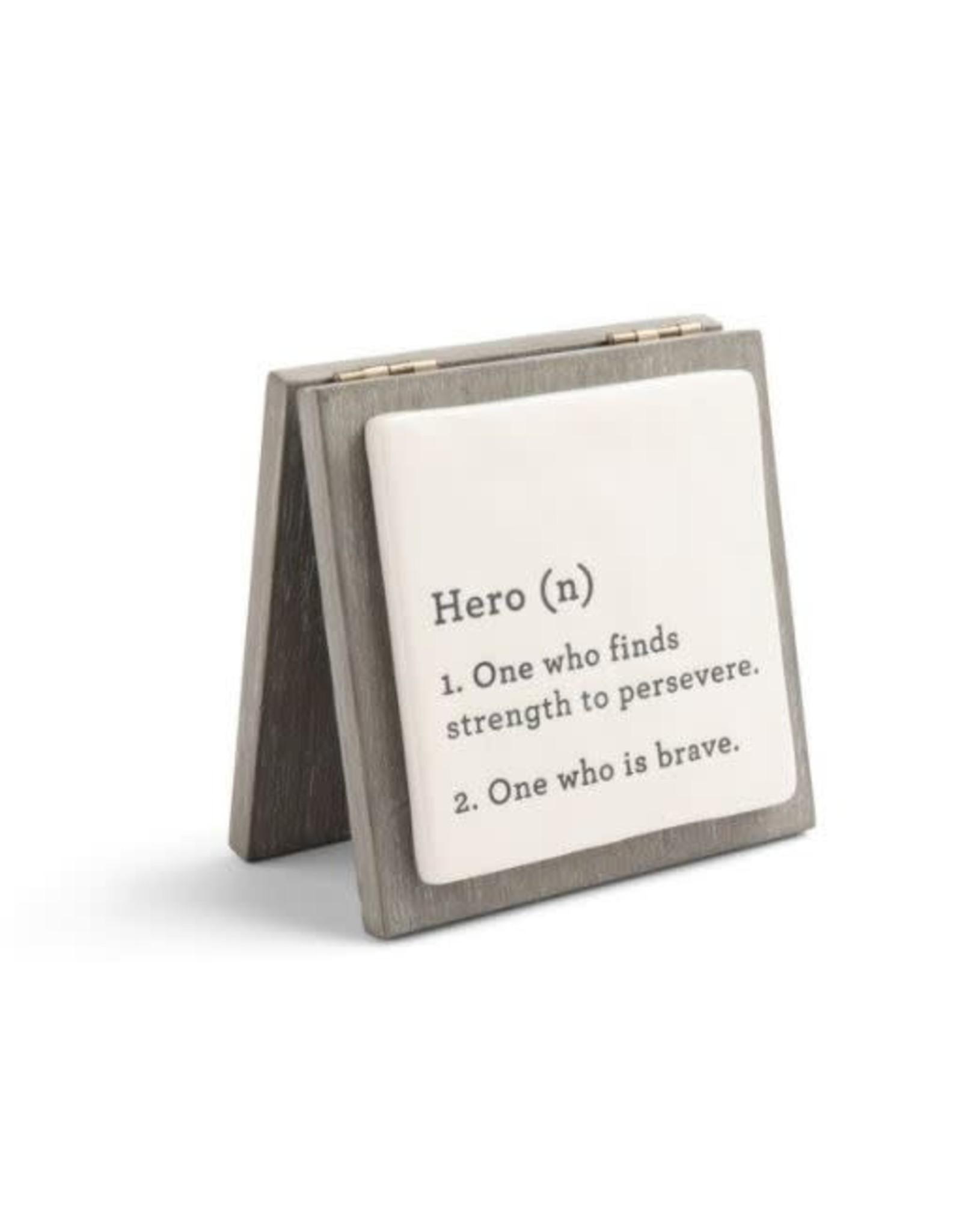 Demdaco HERO FOREVER CARD