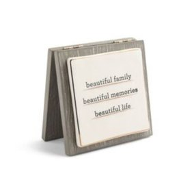 Demdaco BEAUTIFUL FAMILY FOREVER CARD
