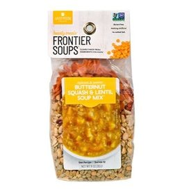 Frontier Soups BUTTERNUT SQUASH AND LENTIL SOUP MIX