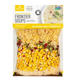 Frontier Soups RED PEPPER CORN CHOWDER
