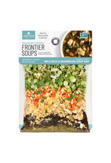 Frontier Soups OREGON LAKES WILD RICE MUSHROOM SOUP MIX