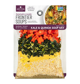 Frontier Soups SOUP WEST COAST KALE 7 QUINOA VE