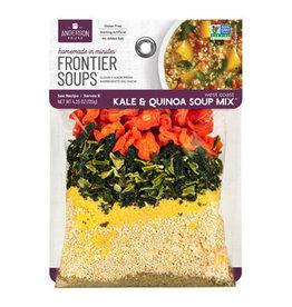 Frontier Soups SOUP WEST COAST KALE 7 QUINOA VE