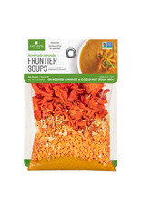 Frontier Soups PACIFIC RIM GINGERED CARROT SOUP MIX