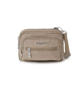 Baggallini TRIPLE ZIP BAG