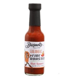 Braswell FIRE ROASTED HABANERO HOT SAUCE