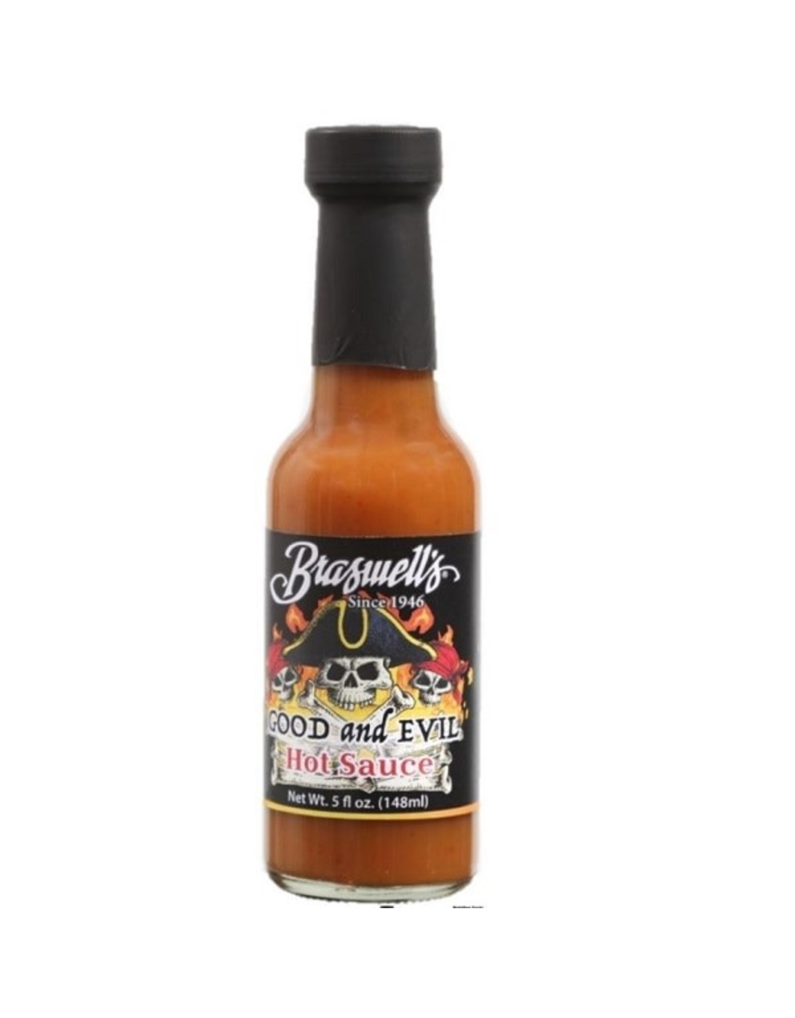 Braswell GOOD & EVIL HOT SAUCE