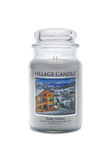 Village Candle ASPEN HOLIDAY JAR CANDLE