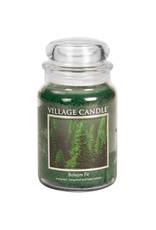 Village Candle BALSAM FIR JAR CANDLE