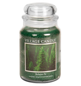 Village Candle BALSAM FIR JAR CANDLE