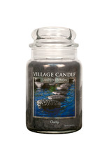 Village Candle CLARITY LARGE JAR CANDLE