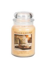 Stonewall Kitchen COZY HOME JAR CANDLE