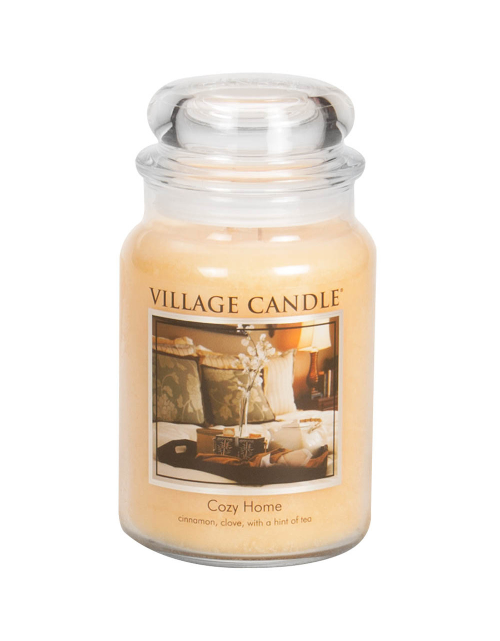 Village Candle COZY HOME JAR CANDLE