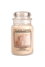 Village Candle DOLCE DELIGHT JAR CANDLE