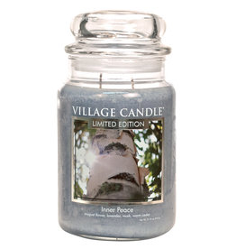 Stonewall Kitchen INNER PEACE LARGE JAR CANDLE
