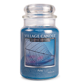 Village Candle PURITY LARGE JAR CANDLE