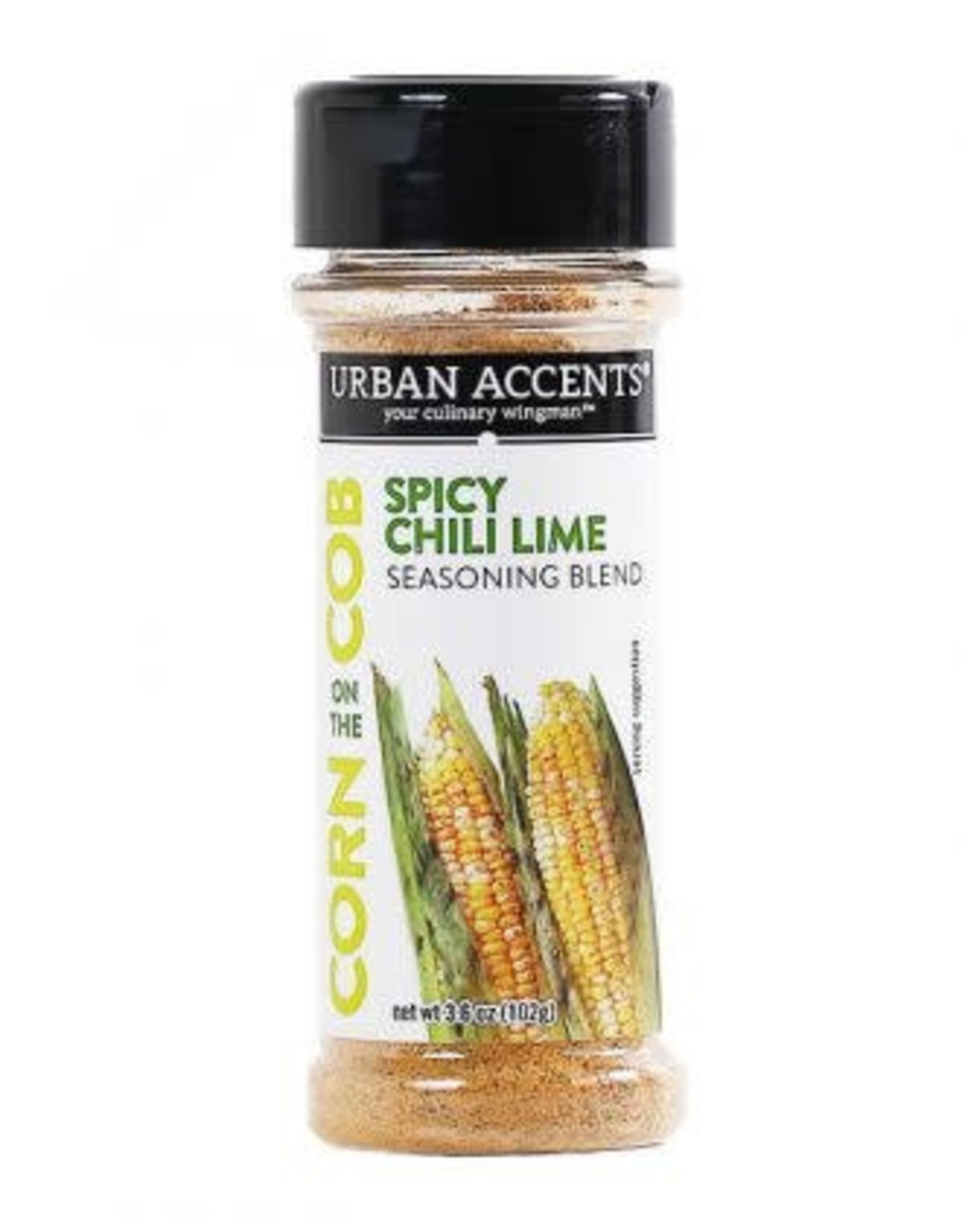Urban Accents SPICY CHILI LIME SEASONING BLEND
