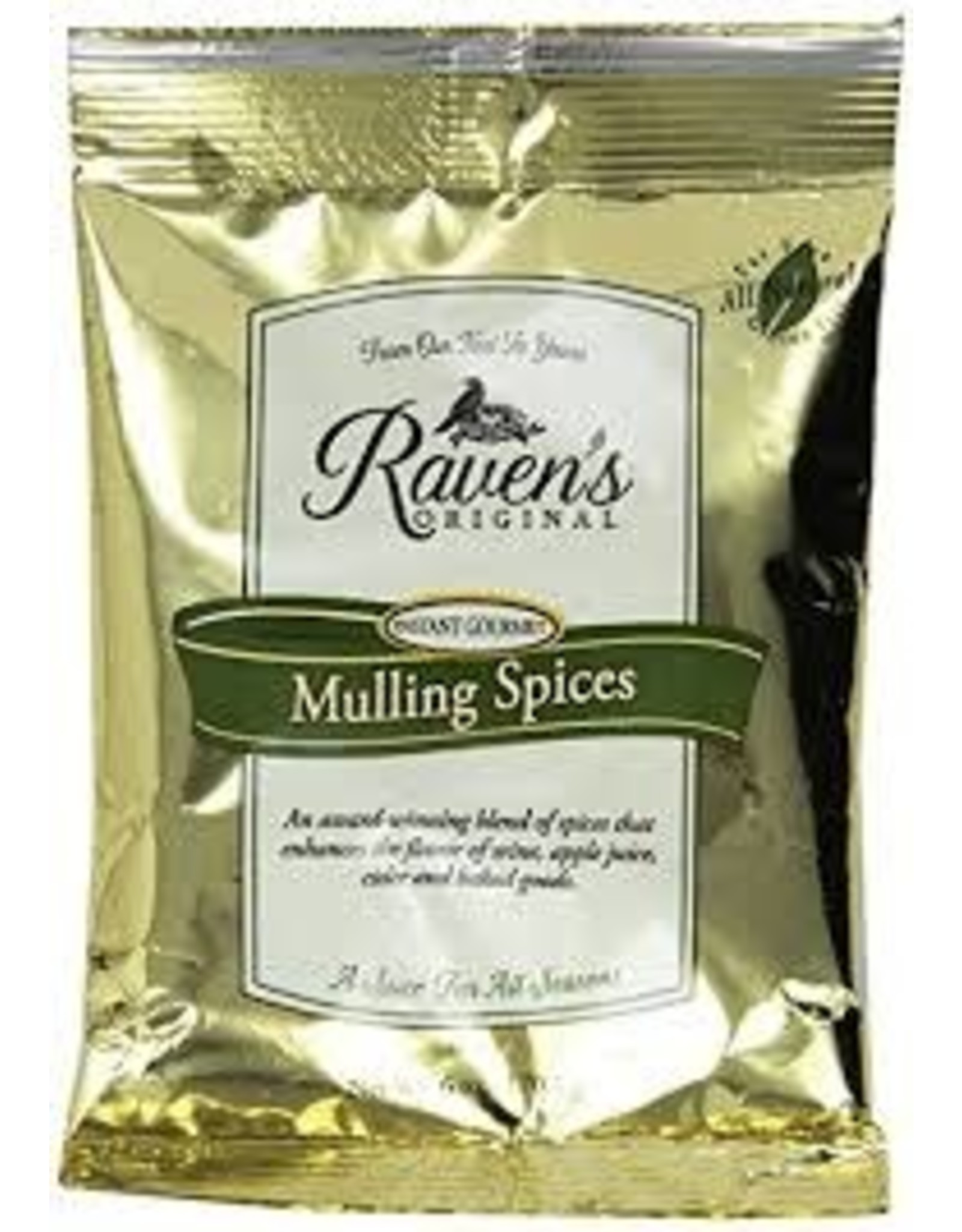 Raven's Nest MULLING SPICES