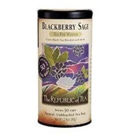 Republic of Tea BLACKBERRY SAGE TEA
