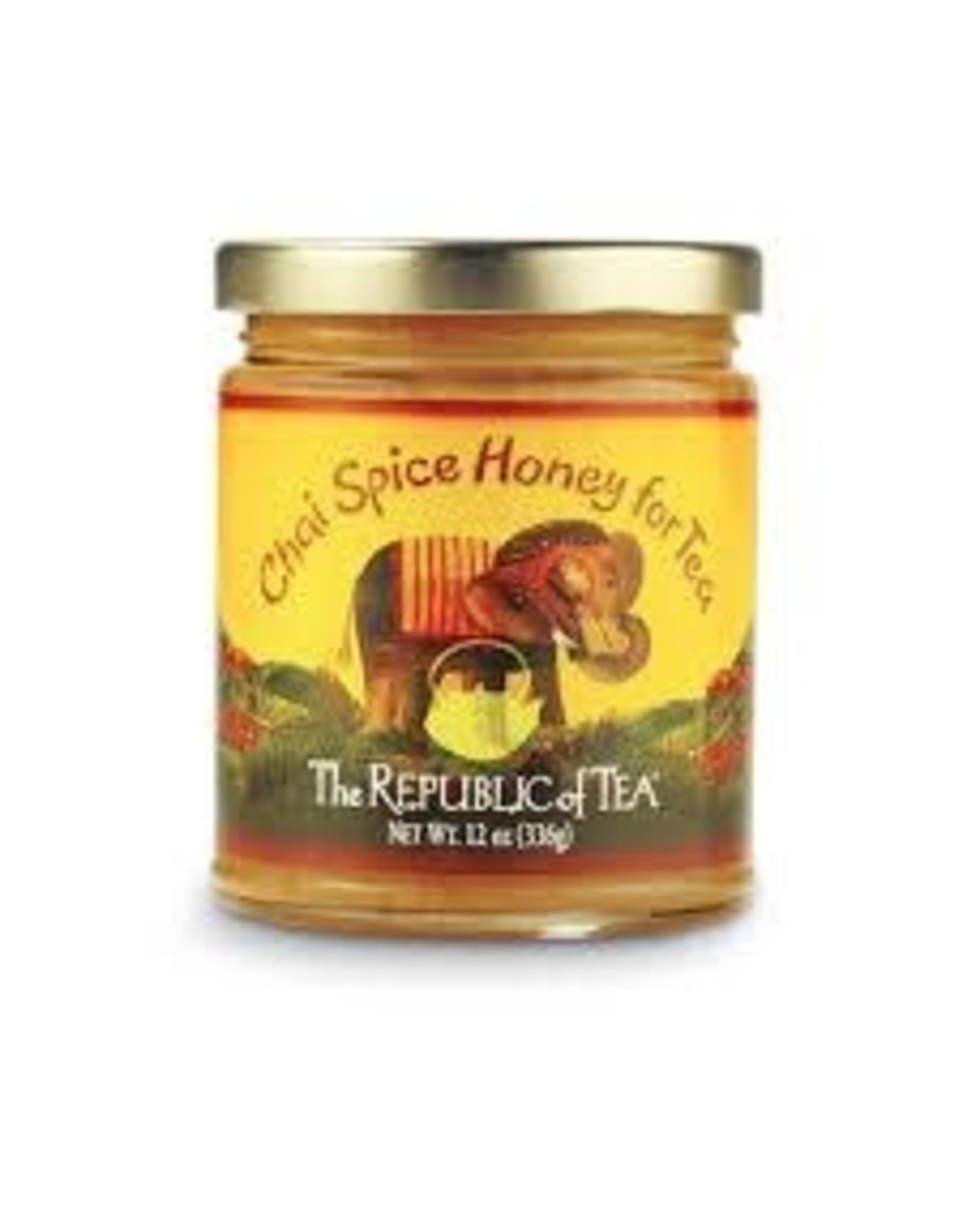 Republic of Tea CHAI SPICE HONEY FOR TEA