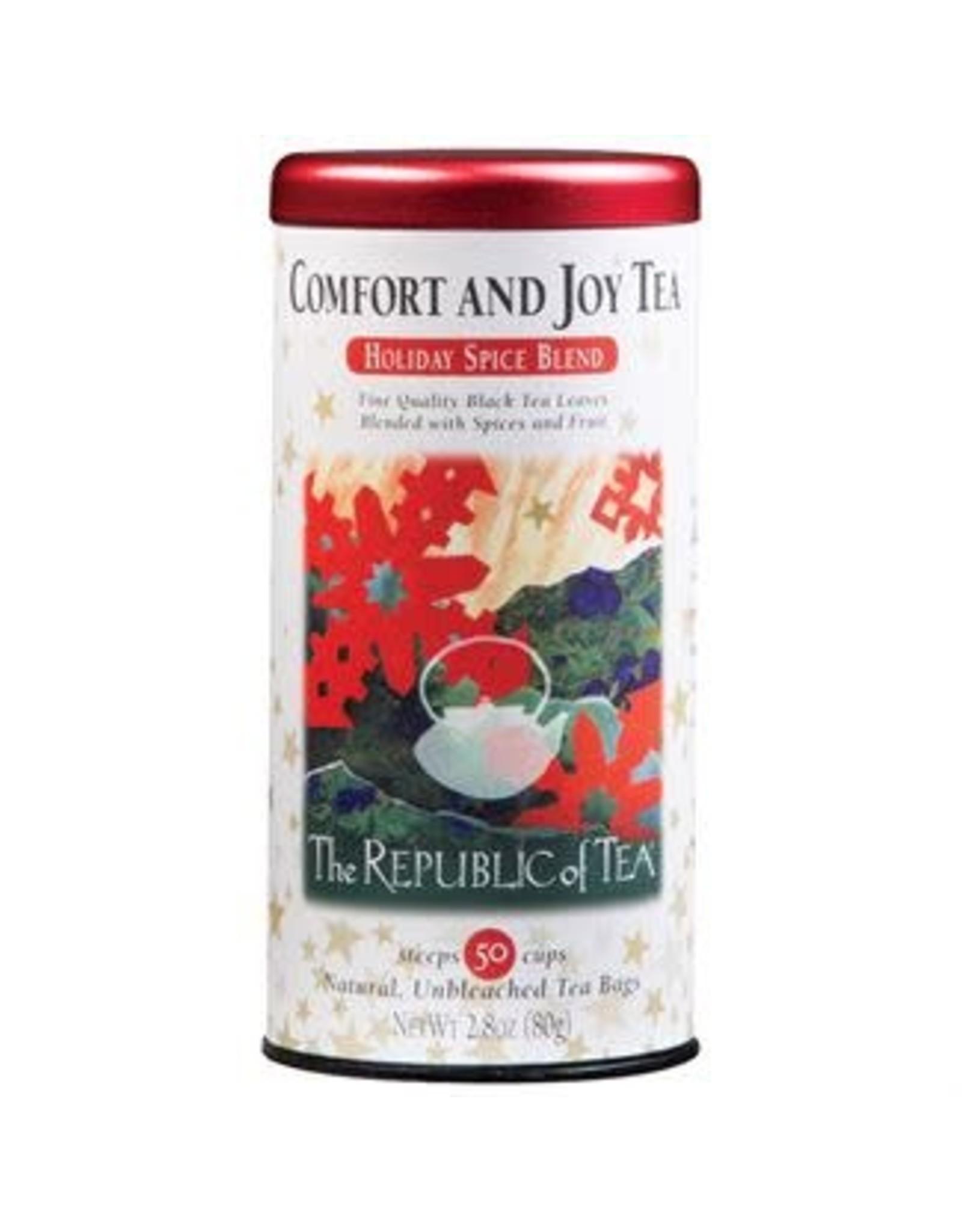 Republic of Tea COMFORT AND JOY TEA
