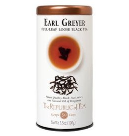 Republic of Tea EARL GREYER FULL LEAF TEA