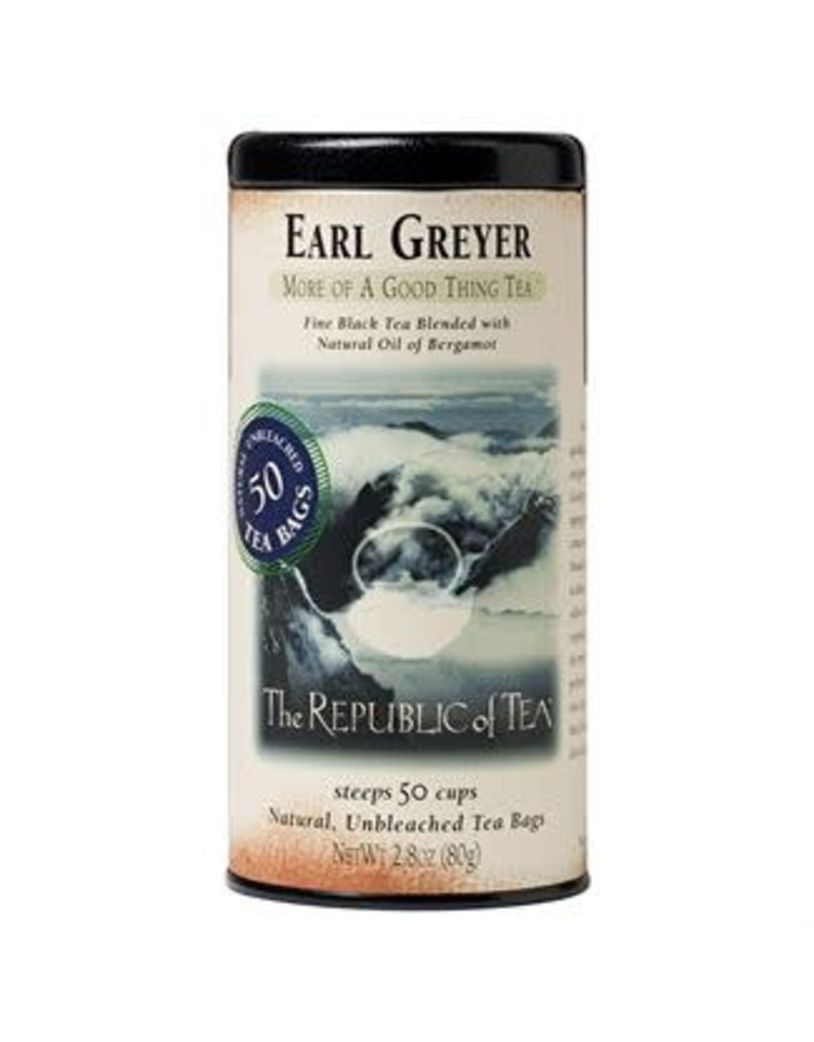 Republic of Tea EARL GREYER TEA