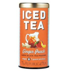 Republic of Tea GINGER PEACH ICED TEA