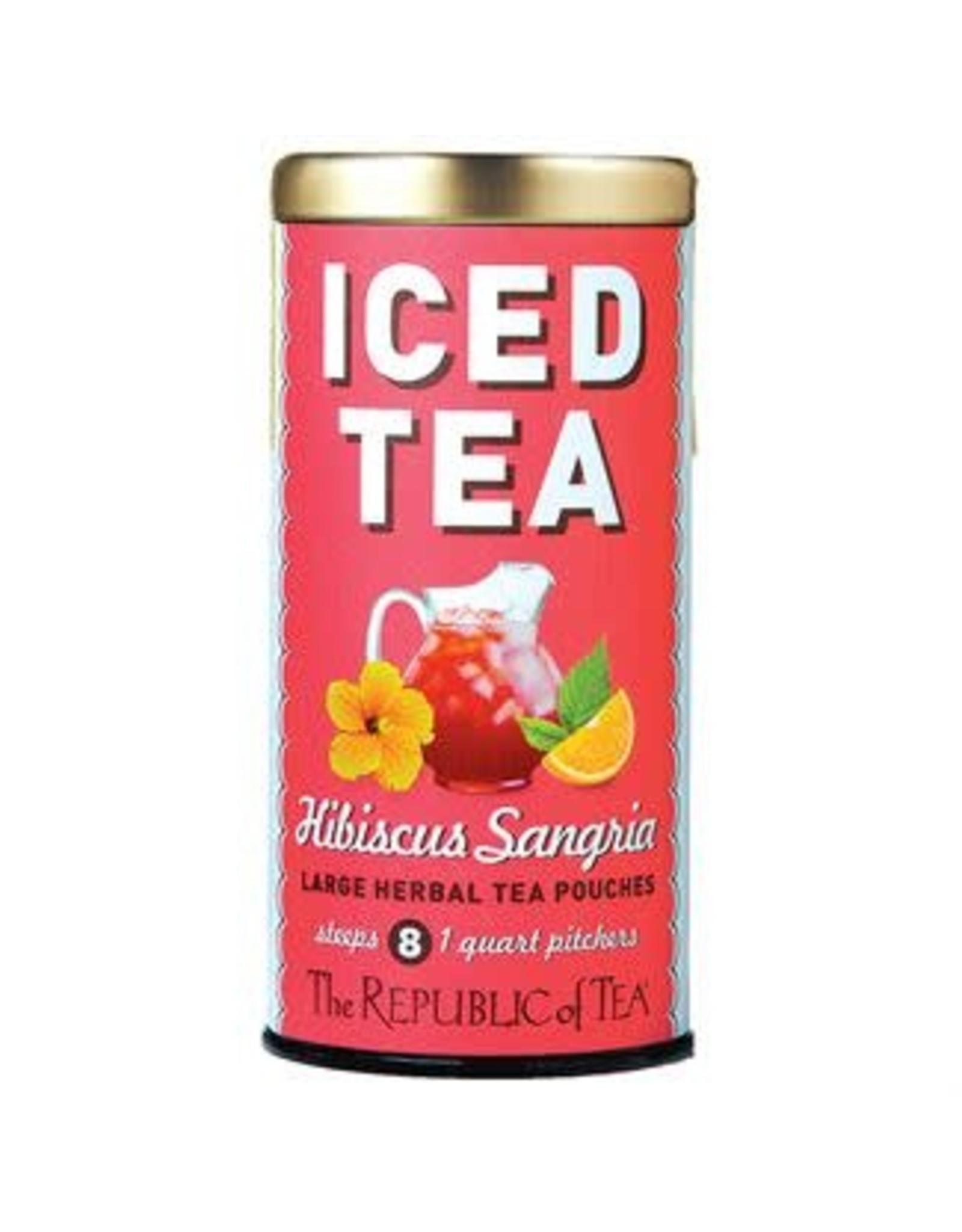Republic of Tea HIBISCUS SANGRIA ICED TEA