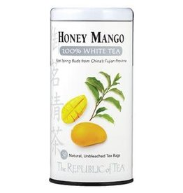 Republic of Tea HONEY MANGO WHITE TEA
