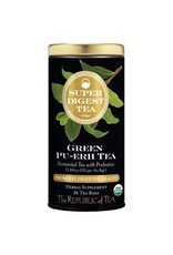 Republic of Tea ORGANIC GREEN PU-ERH TEA