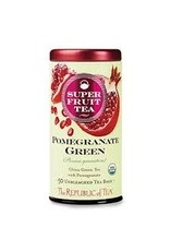 Republic of Tea POMEGRANATE GREEN TEA
