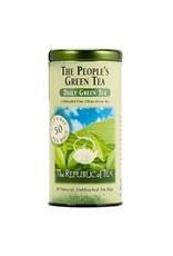 Republic of Tea THE PEOPLE'S GREE TEA
