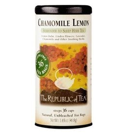 Republic of Tea CHAMOMILE LEMON TEA